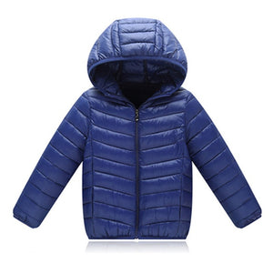 E&C Cottage Down Coat