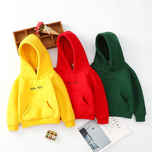 E&C Oh Yes Hoodie