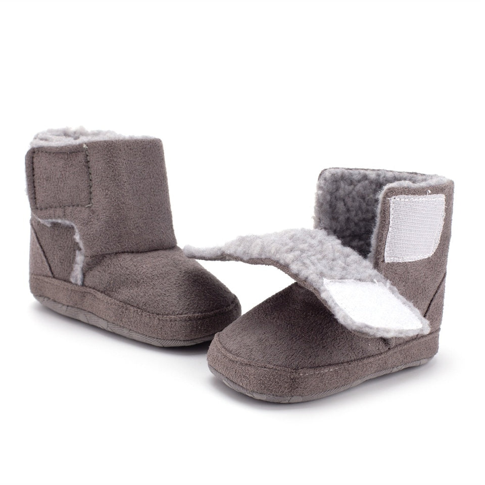 Made For Winter Booties