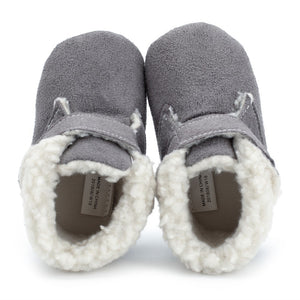 Winter Soft Sole Cute Baby Booties