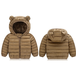 E&C Boys Basic Winter Down Jacket