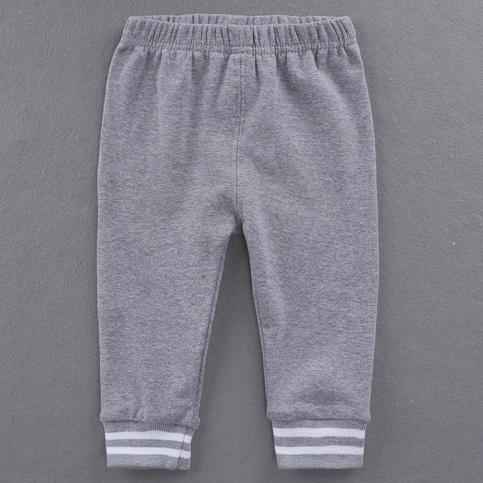 Baby-Kids Sweatpants with Stripes