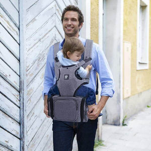 All in One Ergonomic Baby Carrier