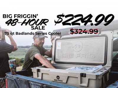 48-HOUR SALE<br>SAVE $100 on 75 qt