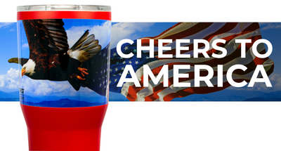 Limited Edition Flying Glory Tumblers