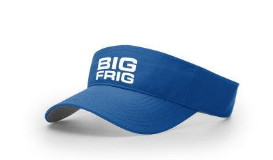 Big Frig Visor Blue