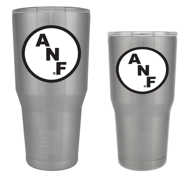 Iowa Hawkeyes ANF Circle Tumbler