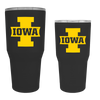 Iowa Hawkeyes Big I Iowa Tumbler