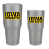 Iowa Hawkeyes WordMark Tumbler