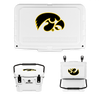 Iowa Hawkeyes Tigerhawk Cooler