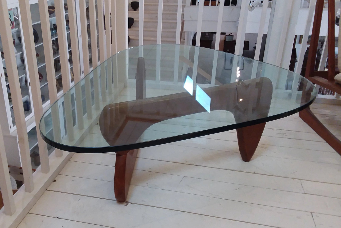 Iconic Low or Coffee Table, Designed  by Isamu Noguchi (1904 -1988)