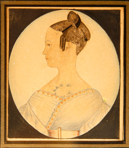 Justus Da Lee, Portrait of a Lady