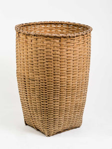Oversized Shaker storage basket.