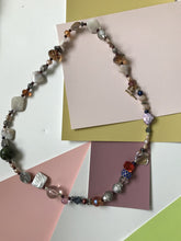 Load image into Gallery viewer, Beaded Necklace with Mother of Pearl