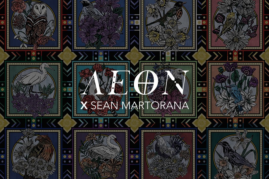 AEON x Sean Martorana Textile Design Collection