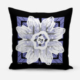 March • (martius) Daffodil Double Sided Velvet Cushion