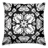 Larkspur Remix Velvet Cushion