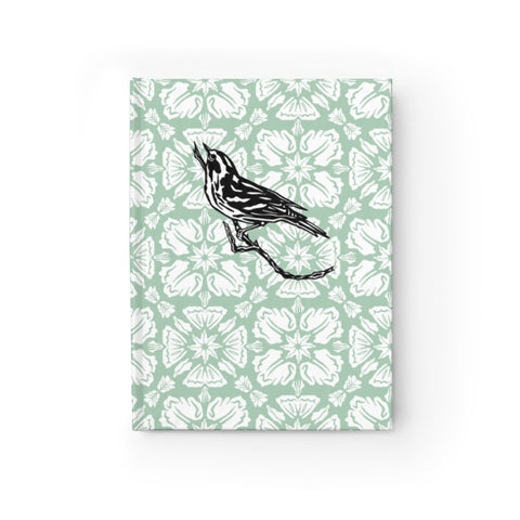 Magnolia Warbler Sketchbook Set - Blank