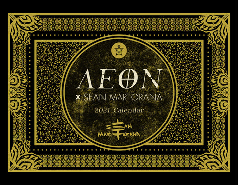AEON Coloring Book Digital Download