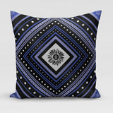 March • (Martius) Large Velvet Cushion