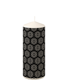 Beehive Pillar Candle