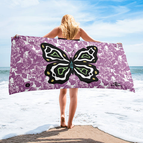 Butterfly Towel