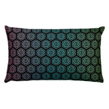 Bee Swarm - Premium Pillow Multicolor