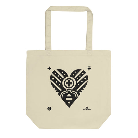 PECE Eco Tote Bag - Natural