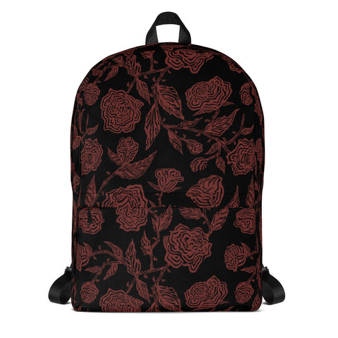 Roses are Red Backpack