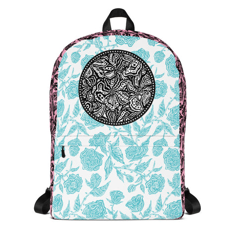 Oleander Nerium Backpack