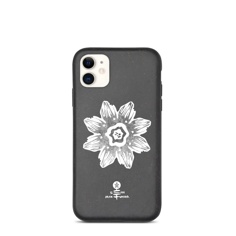 Daffodil Biodegradable iPhone Cases