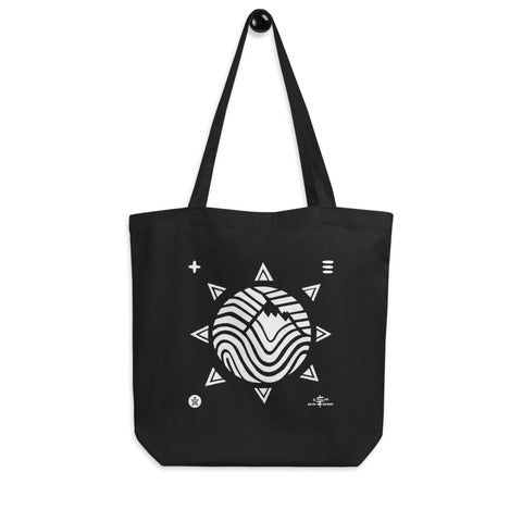 PECE Eco Tote Bag Black
