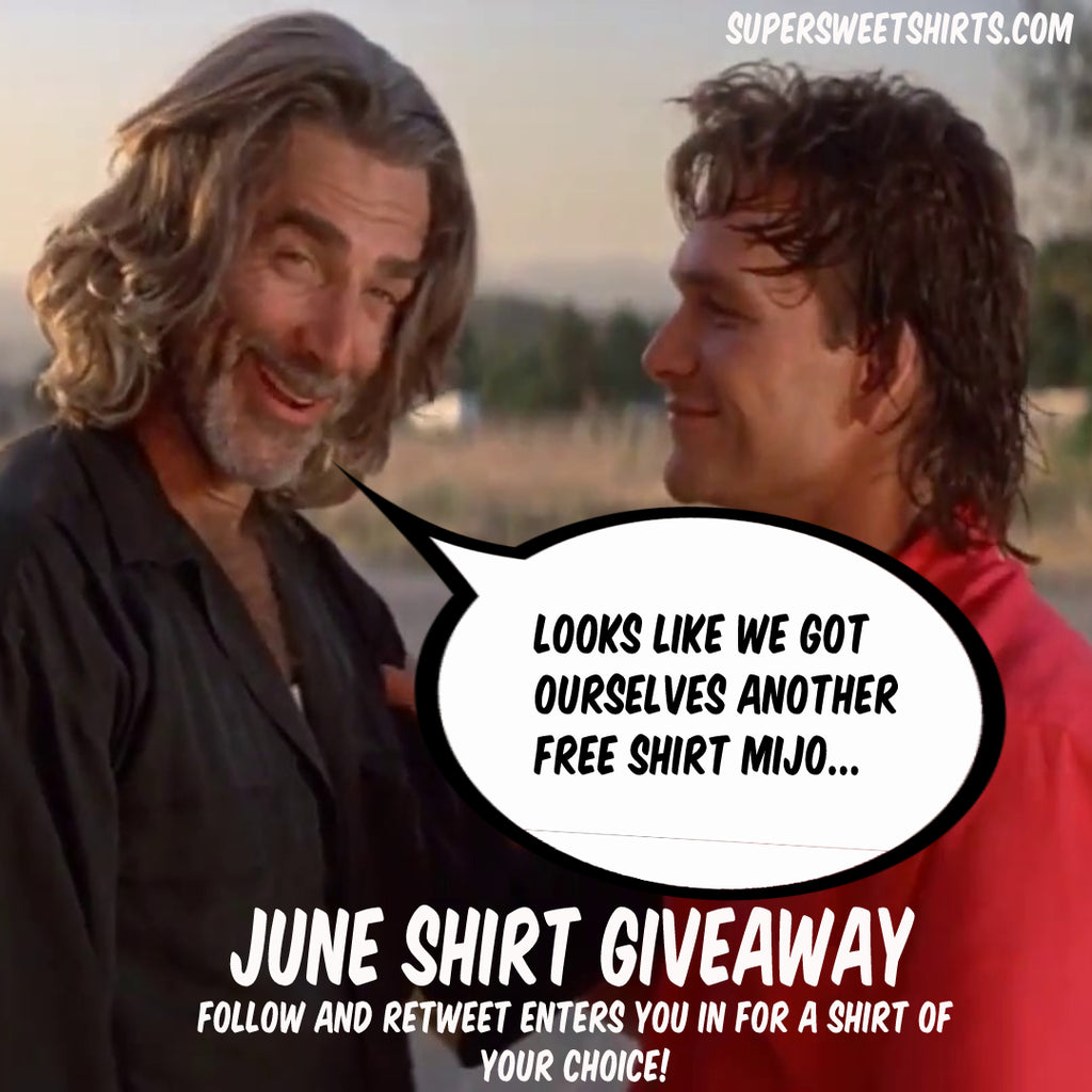 Twitter is Back! Free Shirt Giveaway!