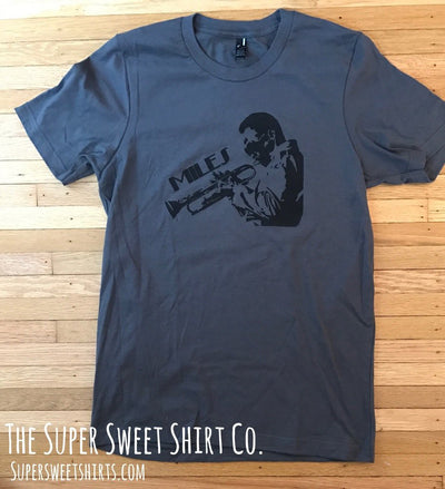 Miles Davis Jazz Legend Shirt