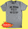 Joe Rogan Shirt 1987 US Cup Tae Kwon Do T-shirt