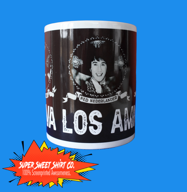 Three Amigos Mug