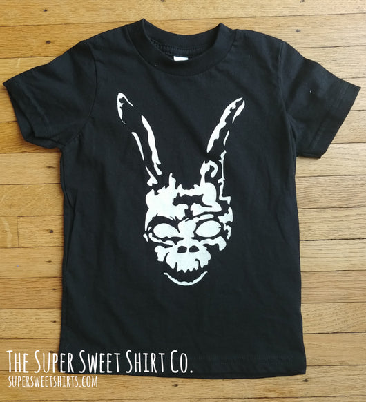 Frank The Bunny Darko Toddler Shirt