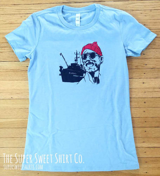 A Life Aquatic Steve Zissou Bill Murray Shirt