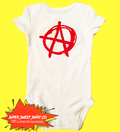 Little Pistol Punk Onesie