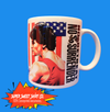 No Retreat No Surrender Van Damme Mug