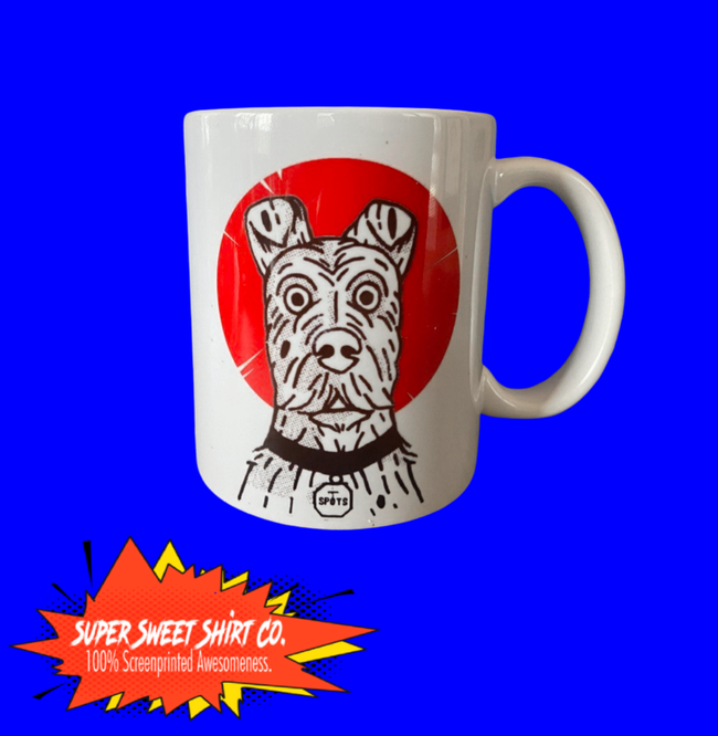 Isle of Dogs Wes Anderson Mug