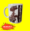 Johnny 5 Alive Short Circuit Robot Mug