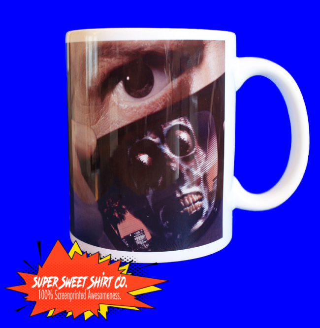 They Live Coffee Mug