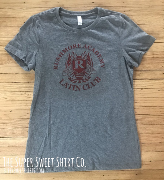 Rushmore Academy Wes Anderson Women's Shirt