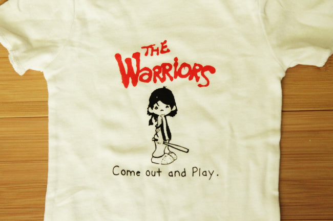 The Warriors Movie Baby Bodysuit