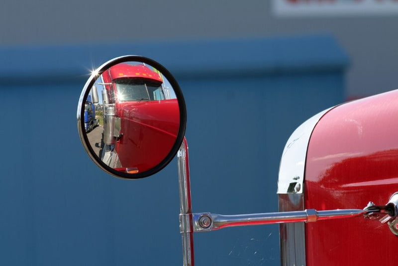 The Types of Semi-Truck Mirrors