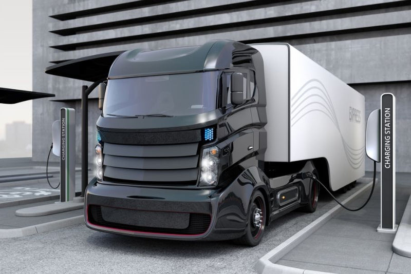 How the Trucking Industry Will Go Electric