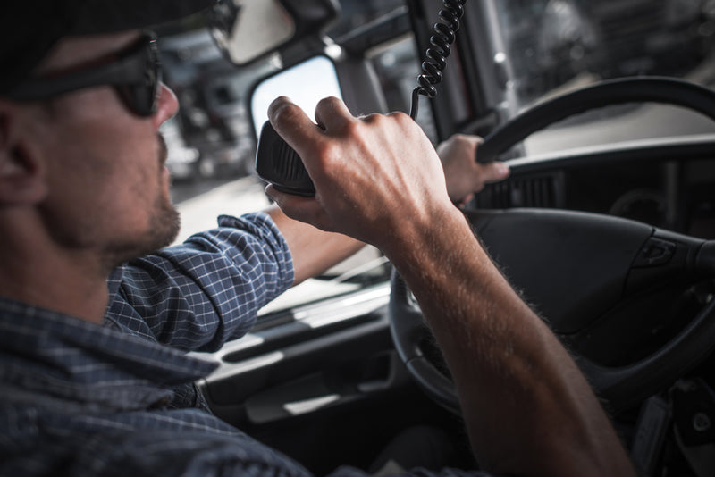 The importance of the CB radio in the truck community