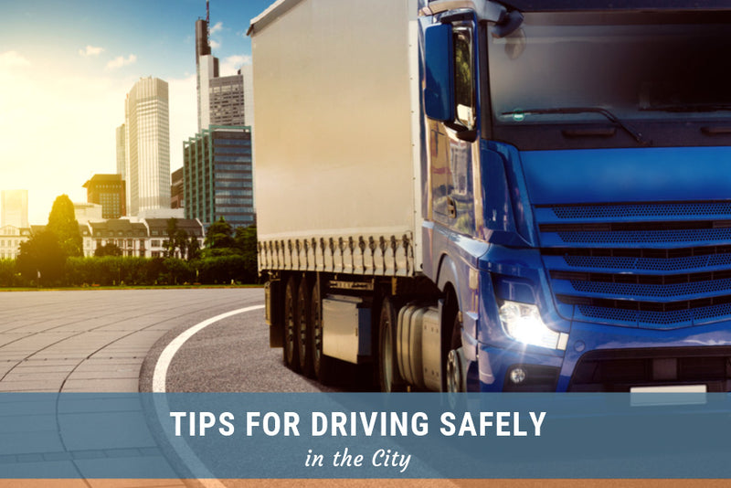 Tips for Driving Safely in the City