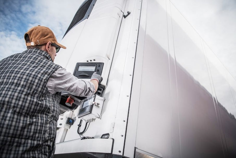 Maintenance for Refrigerated Trailers